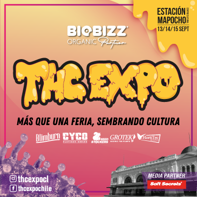 Photo of Falta poco para la THC Expo-Chile 2019
