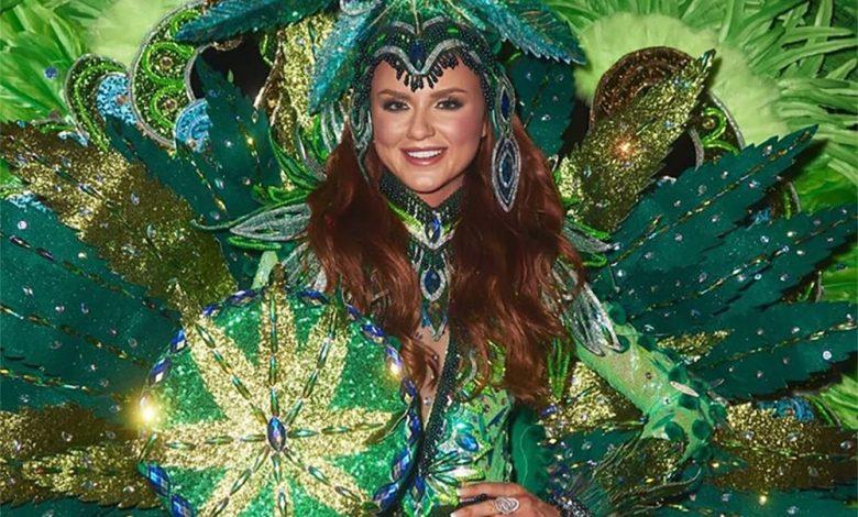 Photo of Canadá se vistió de marihuana en el Miss Universo