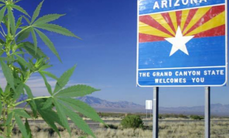 Photo of Residentes de Arizona respaldan legalización del cannabis